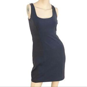 Susana Monaco body con dark lavender mini dress-S